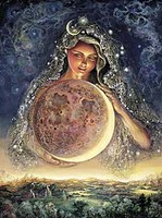 pohled na mesic
